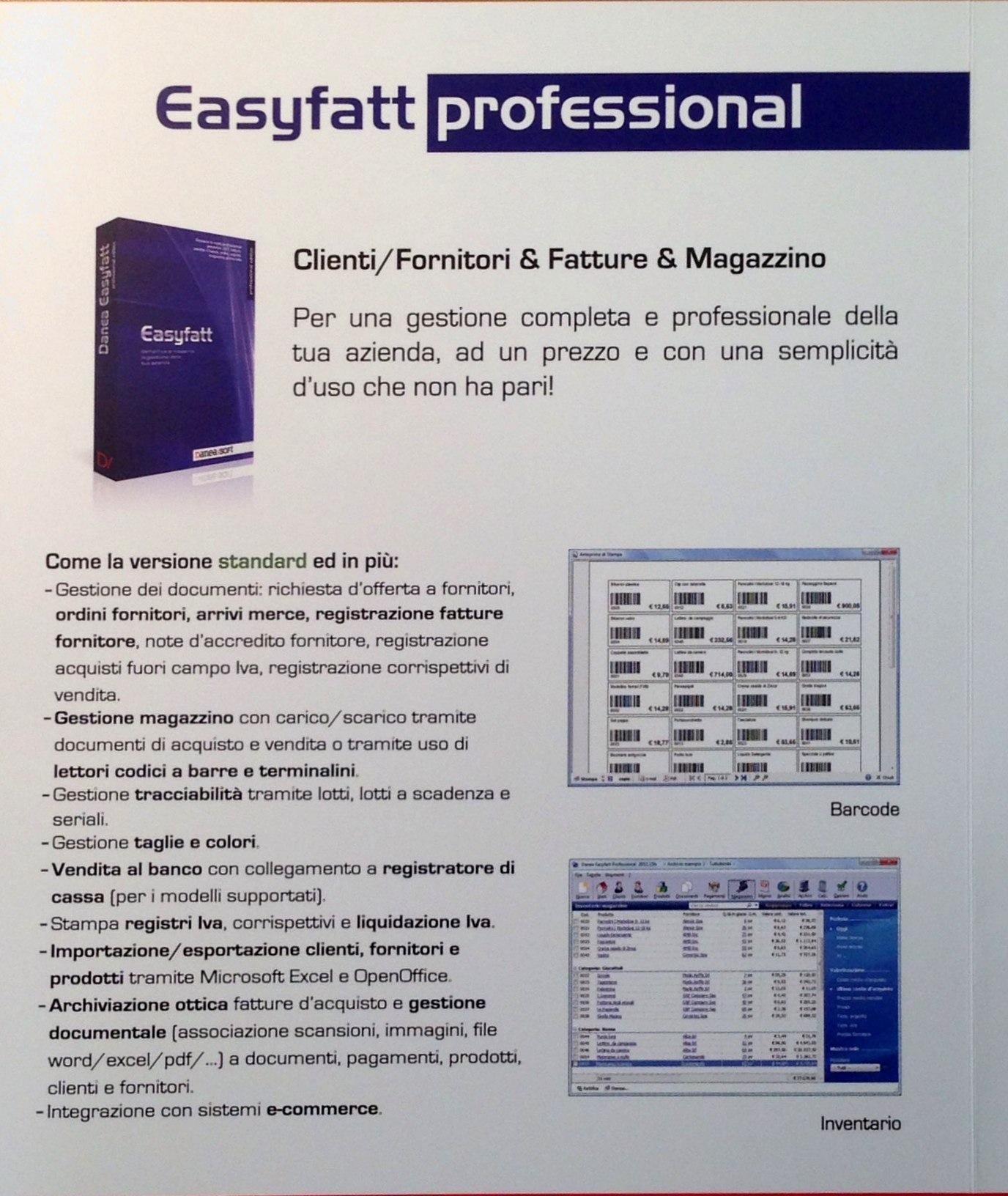 2 Easyfatt Professional